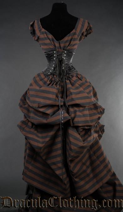 Edison Victorian Dress