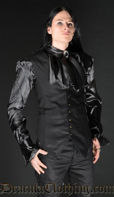 Elegant Long Vest