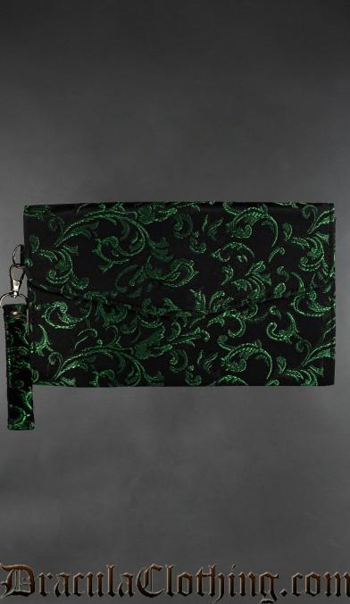 Emerald Clutch