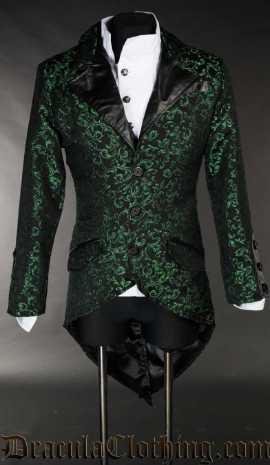 Emerald Tailcoat