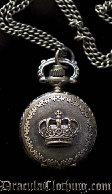EGL Necklace Watch