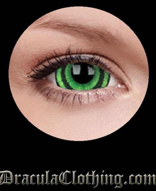 Green Goblin 6 Months Contact Lenses