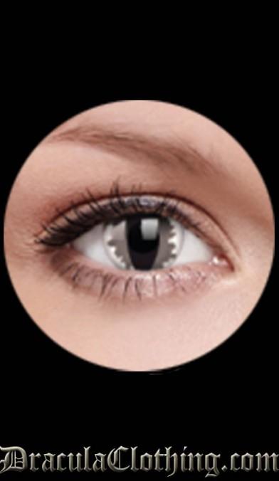 Grey Dragon Contact Lenses