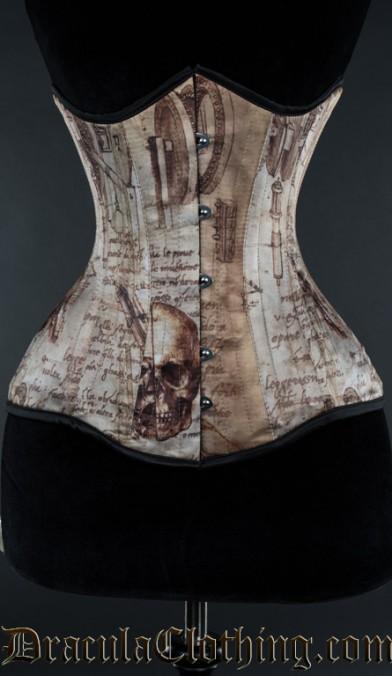 Leonardo Inventions Extreme Waist Corset