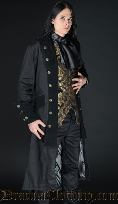 Long Pirate Coat