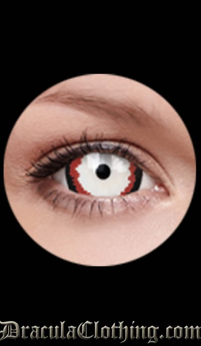 Minotaur 1 Year Contact Lenses 17 mm