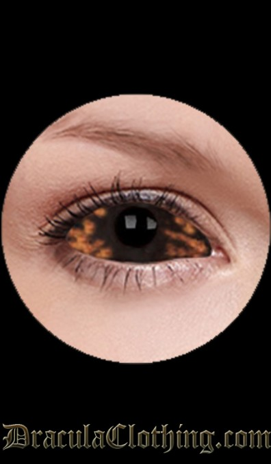 Morbius Sclera Contact Lenses