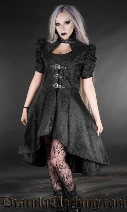 Neo Victorian Coat - Old Sizes