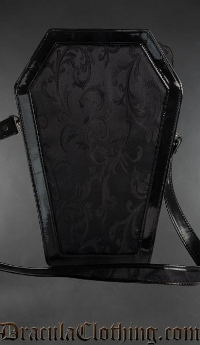 Onyx Coffin Bag