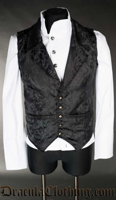 Onyx Waistcoat