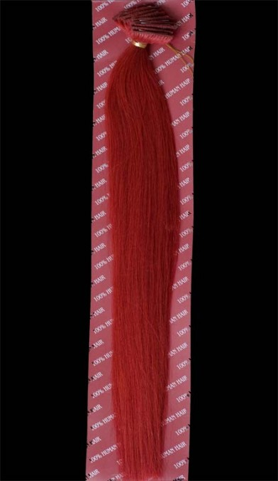 Red Real Human Hair