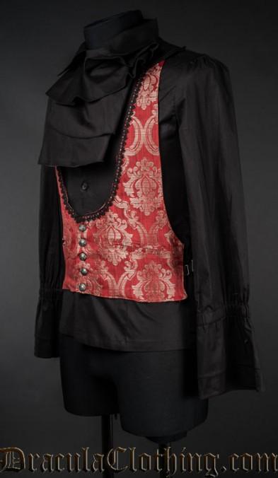 Red Royal Waistcoat
