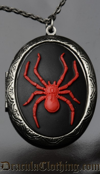 Red Spider Locket