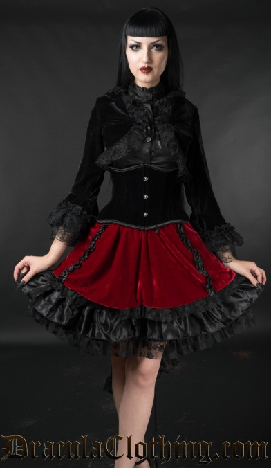 Red Velvet EGL Skirt