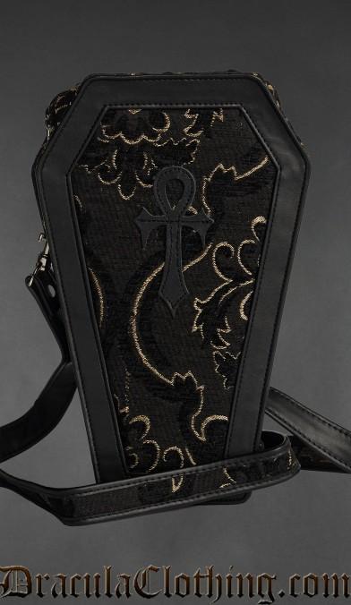 Royal Ankh Coffin Bag