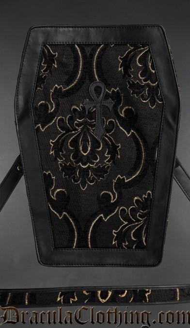 Royal Big Ankh Shoulder Bag