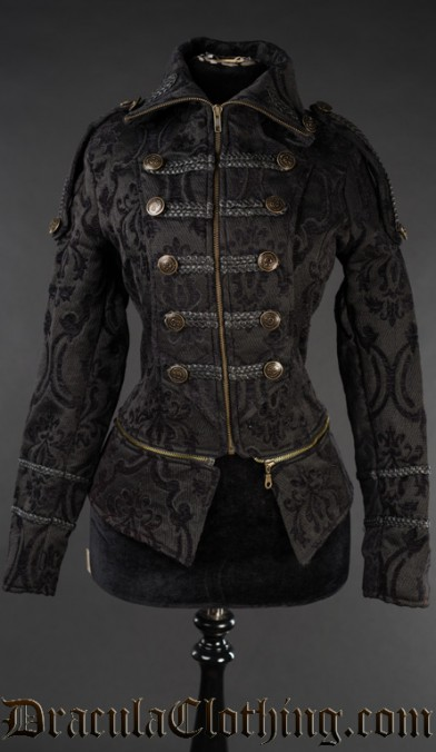 Royal Dieselpunk Jacket