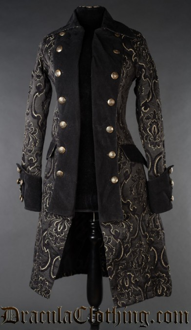 Royal Pirate Princess Coat