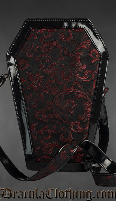 Ruby Coffin Bag