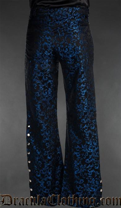 Sapphire Pirate Pants