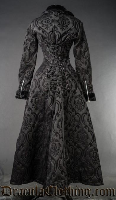 Shieldmaiden Coat