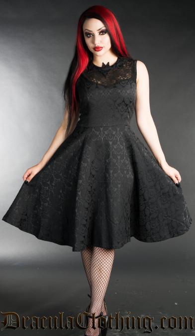 Short Bat Dress