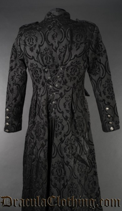 Silver Parade Coat