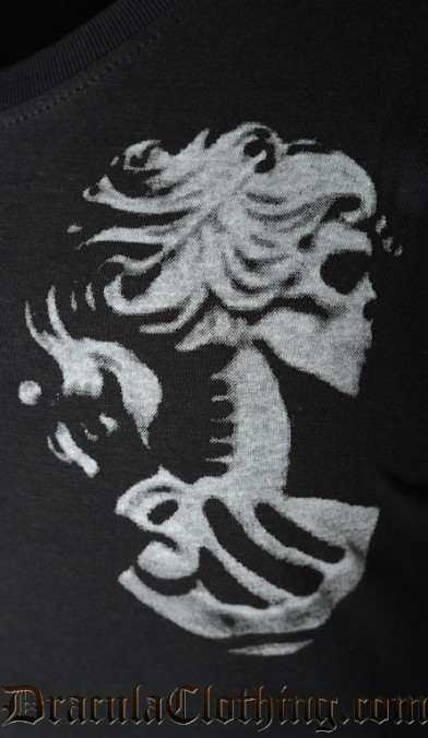 Skeleton Lady T-Shirt