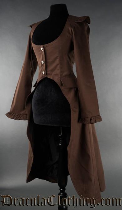 Steampunk EGA Coat