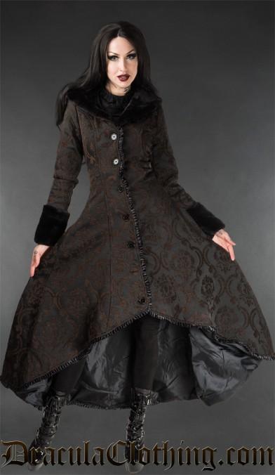 Steampunk Evil Princess Coat