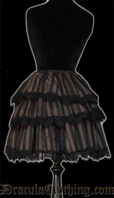 Steampunk Overskirt