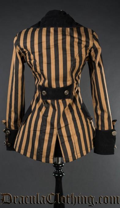 Steampunk Piratess Jacket