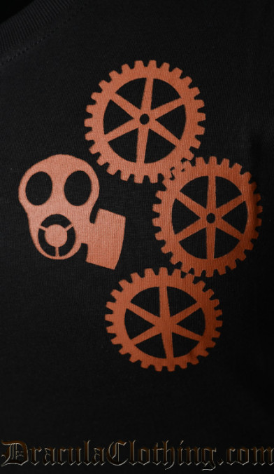 Steampunk Gentleman T-Shirt