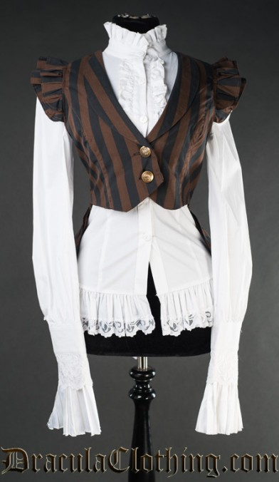 Steampunk Tailcoat Vest