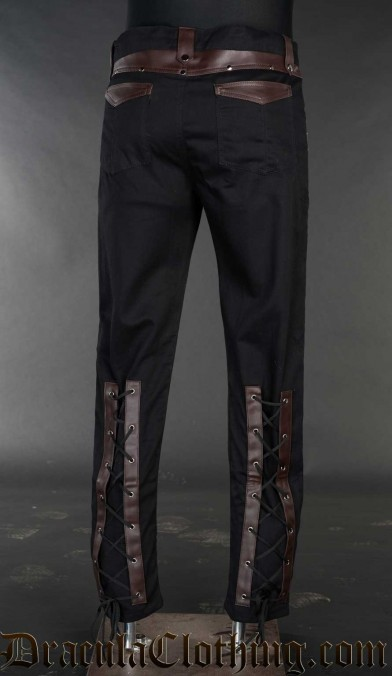Steampunk Tesla Pants