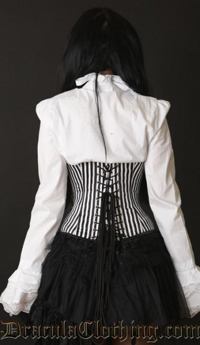 Striped Corset