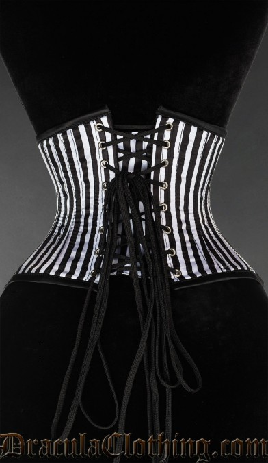 Striped Extreme Waist Cincher