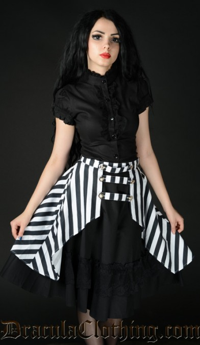 Striped Lucky Skirt