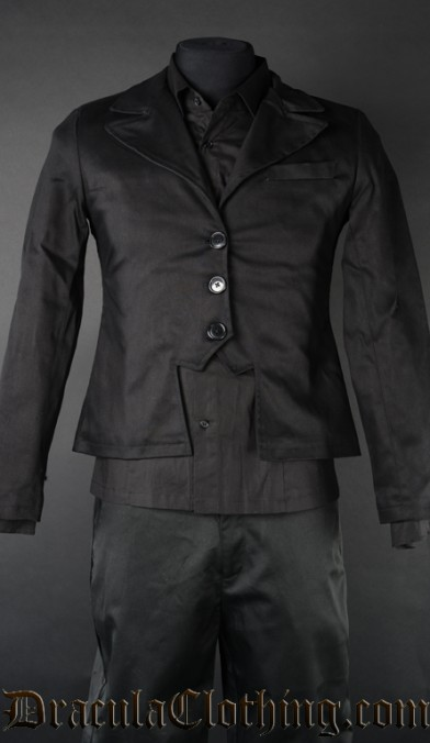 Suite Top Jacket