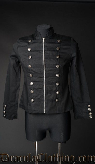 Thick Cotton Military Jacket