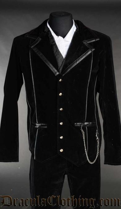 Velvet Tesla Jacket