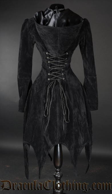 Black Witch Coat