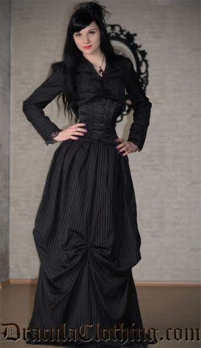 Victoriana Jacket and Skirt