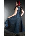 Sapphire Succubus Dress