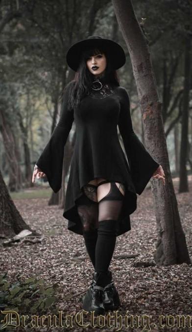 Ankh Bodycon Dress
