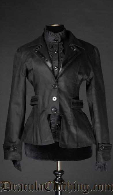 Corporate Goth Jacket