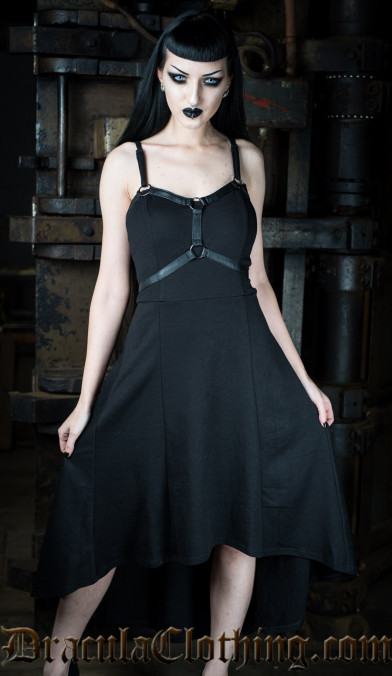 Long Harness Dress