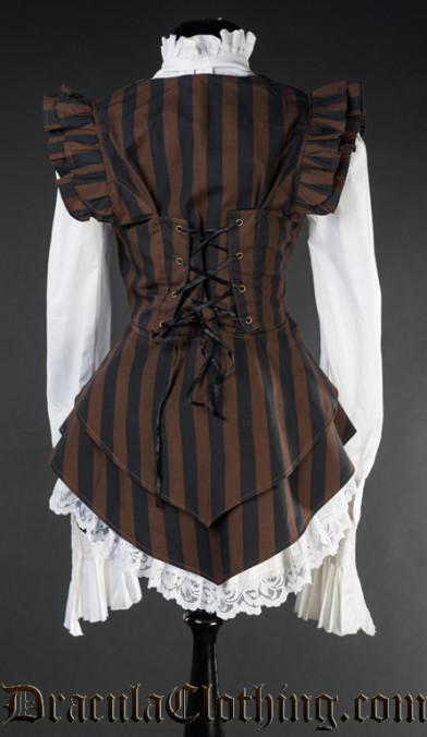 Steampunk Tailcoat Vest