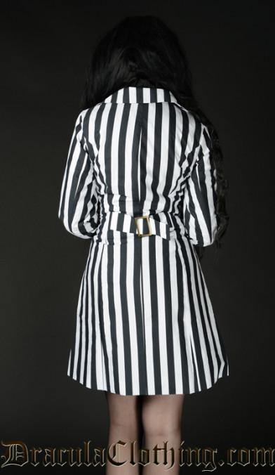 Striped Pirate Coat