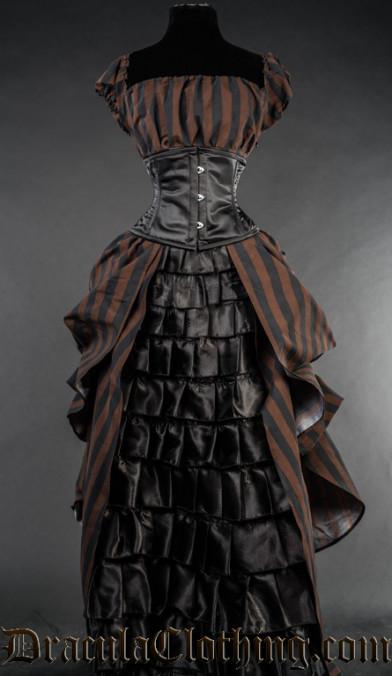 Tesla Victorian Dress